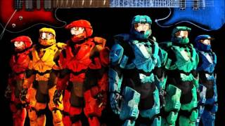 Instrumental Rock Anime Themes #19 - Red vs Blue