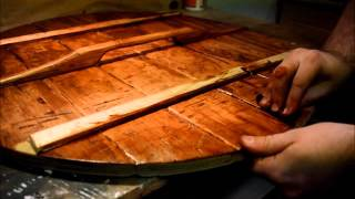 Making a Viking Shield