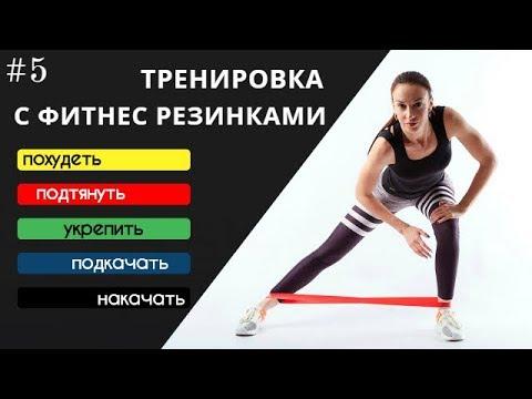 Жиросжигающая I Интенсивная I Интервальная тренировка для похудения.