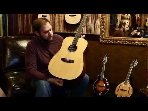 Breedlove Guitars: Passport D/SM and OM/SM
