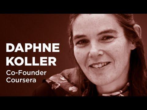 Daphne Koller - Cofounder, Coursera