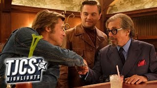 New Once Upon A Time in Hollywood Trailer Drops