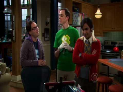 Big Bang - La venganza de Sheldon