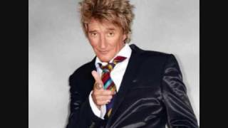 Rod Stewart - I don't wanna talk about it (W/lyrics)