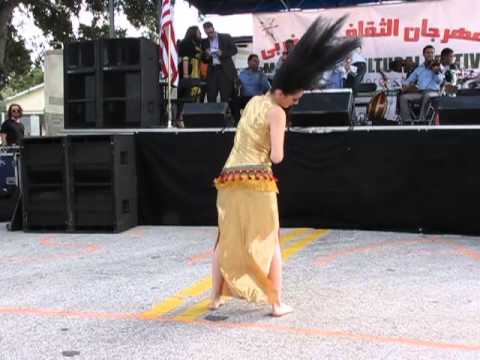 Moroccan cultural festival 2013 ...ilham bellydance ..Moroccan chaaby