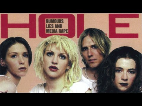 Hole - Rumours, Lies And Media Rape Bootleg (Live & In Studio Compilation, 1993-1995)