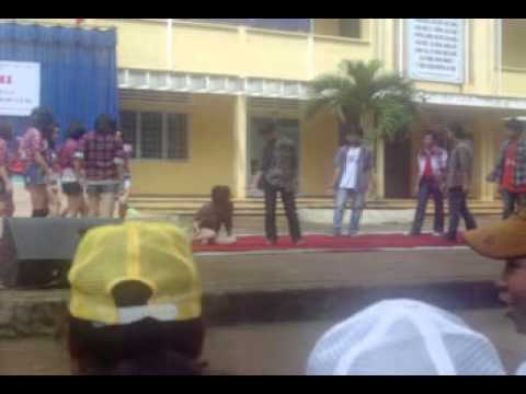 Nhảy hiện đại - THPT Đức Trọng - Lâm Đồng