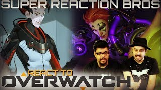 SRB Reacts to Overwatch Introducing Moira & Gameplay!!!!