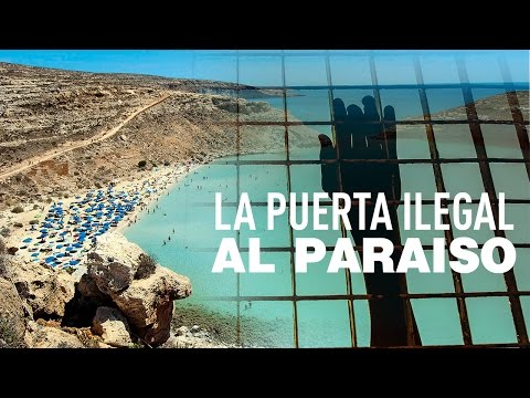 La puerta ilegal al paraíso - Documental de RT