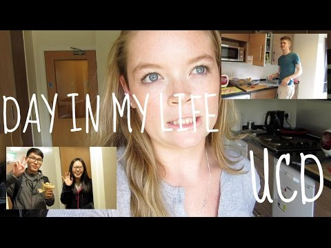 Day In My Life || University College Dublin