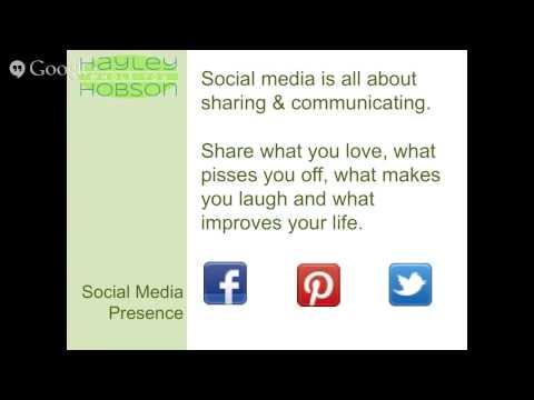 Success with Social Media Webinar