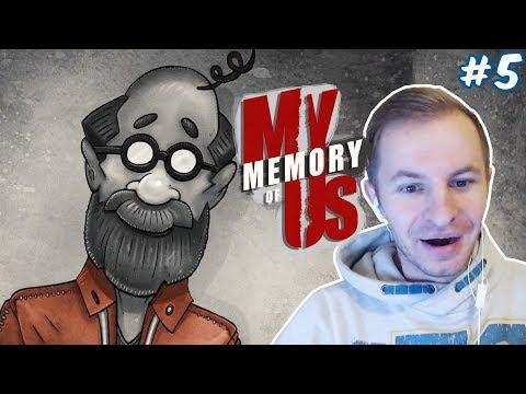 ДЕТСКИЙ ПРИЮТ И ДЕДУШКА ЯНУШ | My Memory of Us #5