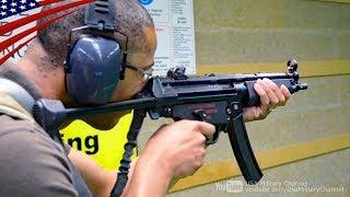 H&K MP5 & SIG SAUER P228