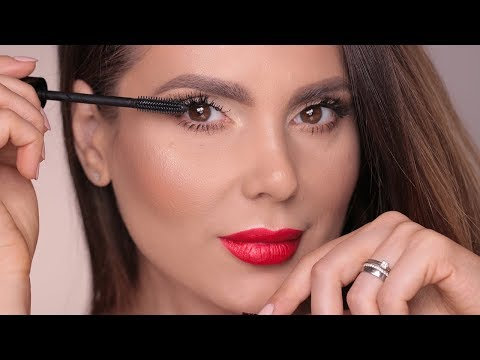HAVE YOU BEEN APPLYING MASCARA WRONG THIS WHOLE TIME?   ALI ANDREEA