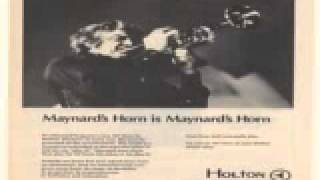 Maynard Ferguson plays Horst Fischers RIVER SONG