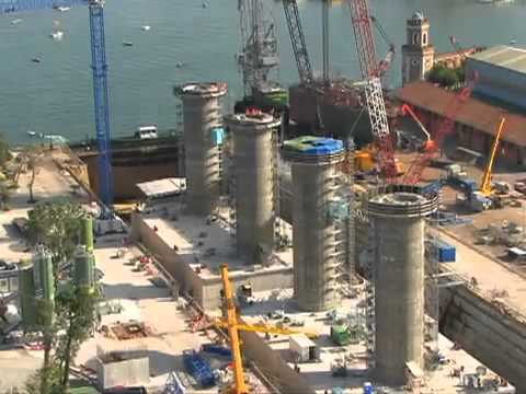 ExxonMobile Adriatic LNG video