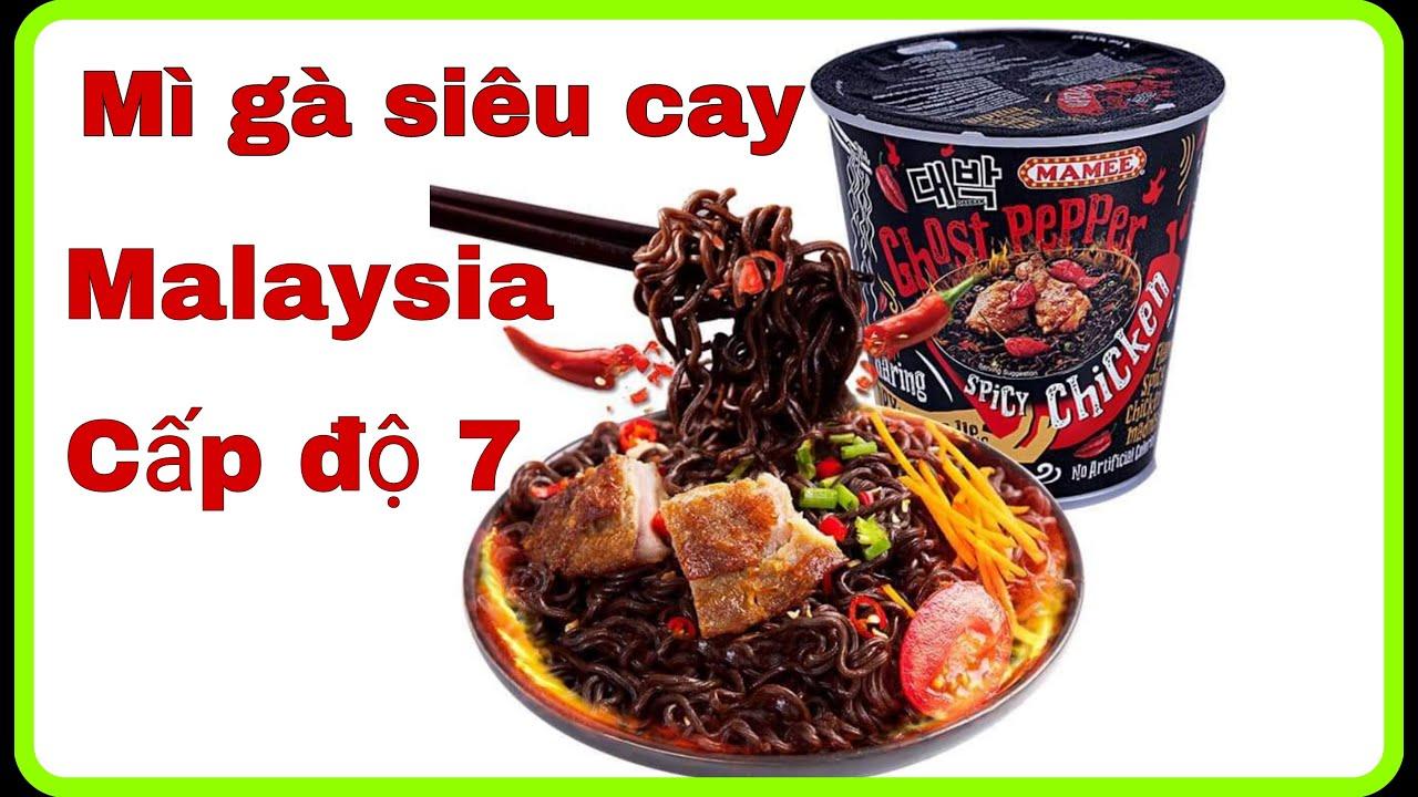 TỔNG HỢP TIKTOK l lần đầu được ăn mì gà siêu cay malaysia l 366 ngày hạnh phúc vlogs.