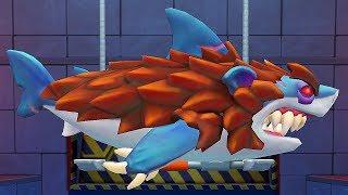 АКУЛА - ОБОРОТЕНЬ (Wereshark) - Hungry Shark Evolution - ОБЗОР СПЕЦИАЛЬНОЙ АКУЛЫ