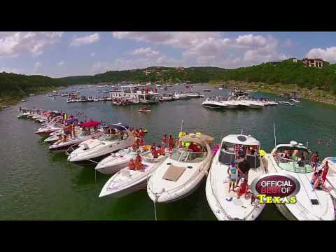Austin's Boat Tours - Best Boating Experience - Texas 2017