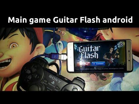 Main Game Guitar Hero Di Stik PS2