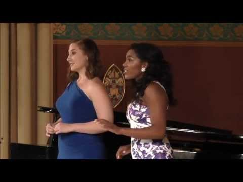 Make Music Chicago 2014 - Ryan Opera singing
