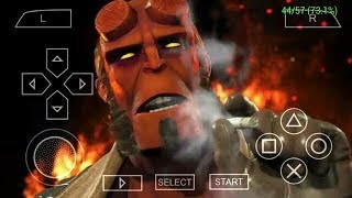 [300MB] Hellboy PPSSPP ISO Game For Android With Best Graphic Game With Download Link