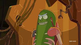 Pickle Rick  BFG Division