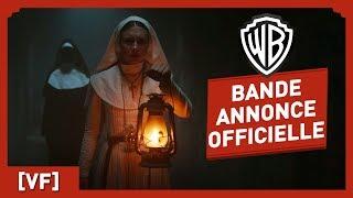La Nonne - Bande Annonce Officielle (VF) - Demian Bichir / Taissa Farmiga streaming