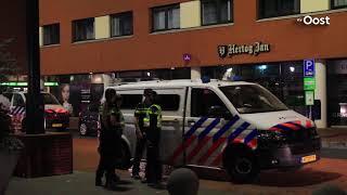 Go Ahead reageert 'vol afschuw' op ongeregeldheden op station Zwolle