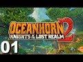 Oceanhorn 2 -   Cornfox & Brothers - Walkthrough Part 1  iPhone X - Apple Arcade