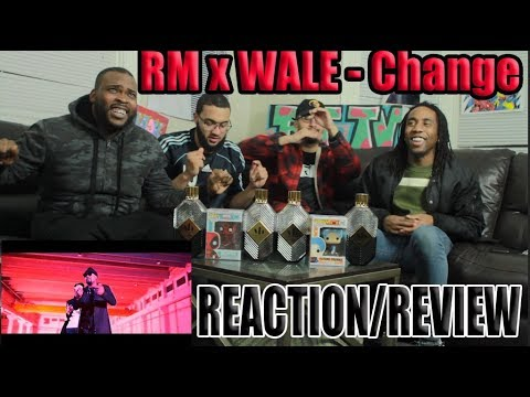 RM, Wale 'Change' MV REACTION/REVIEW