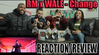 Download Mp3 Rm, Wale 'change' Mv Reaction/review