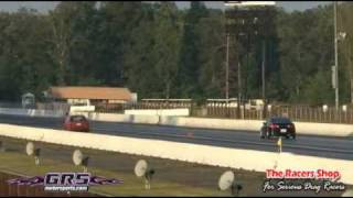 NSCRA Summer Power Tour Round 1 Street Stock Finals Matt Ivan vs Kevin Parsons Thumbnail