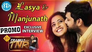 Anchor Lasya & Manjunath Exclusive Interview - Promo || Frankly With TNR #51 || Talking Movies