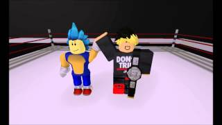 ROBLOX: Shorts Ro-Wrestling - Vignette #4