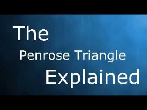 The Penrose Triangle - Explained