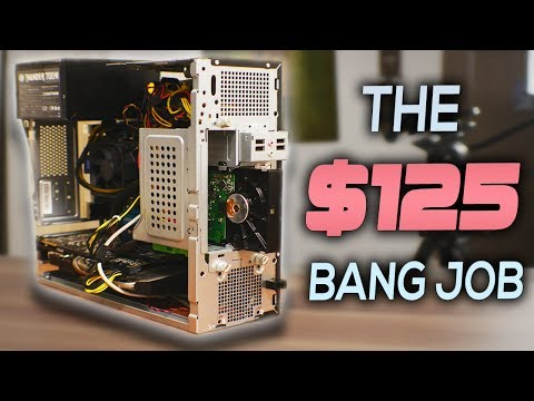 "The $125 6 CORE PHENOMenal ""BANG JOB"" GAMING PC"