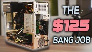 "The $125 6 CORE PHENOMenal ""BANG JOB"" GAMING PC"