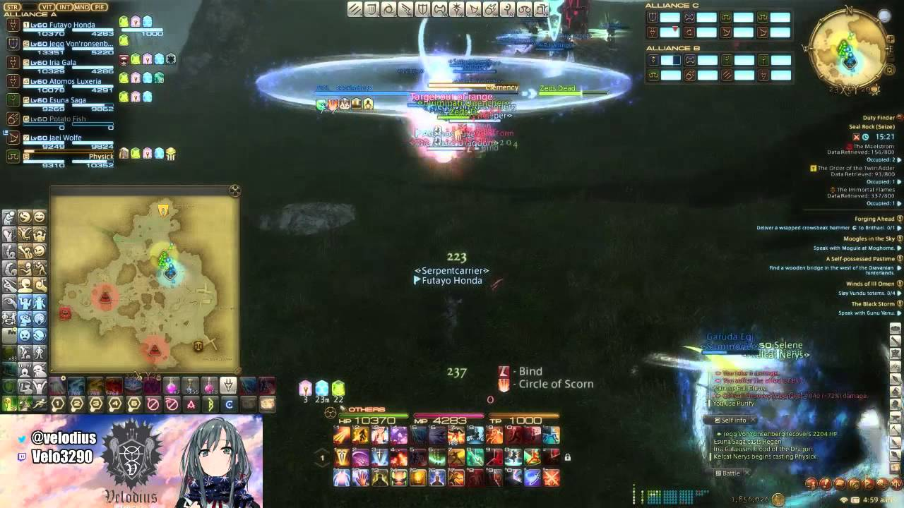 ffxiv how to get guild seals