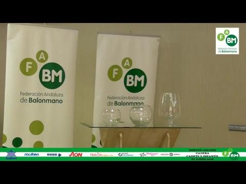 b9b3bb57dc EMISIÓN EN DIRECTO DE LA FEDERACIÓN ANDALUZA DE BALONMANO - YouTube