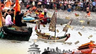《地理中国》 20190830 暗影迷踪·解密王爷船| CCTV科教
