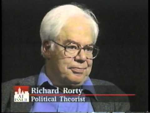 Richard Rorty 1997 on Democracy and Philosophy