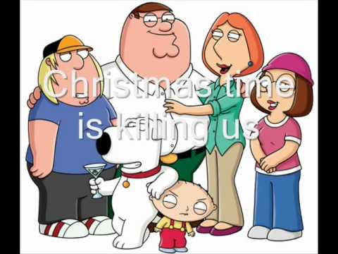 Family guy christmas special 2010 songs with lyrics