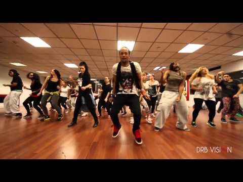 Jiggy  No Letting Go  Wayne Wonder dancehall choreography