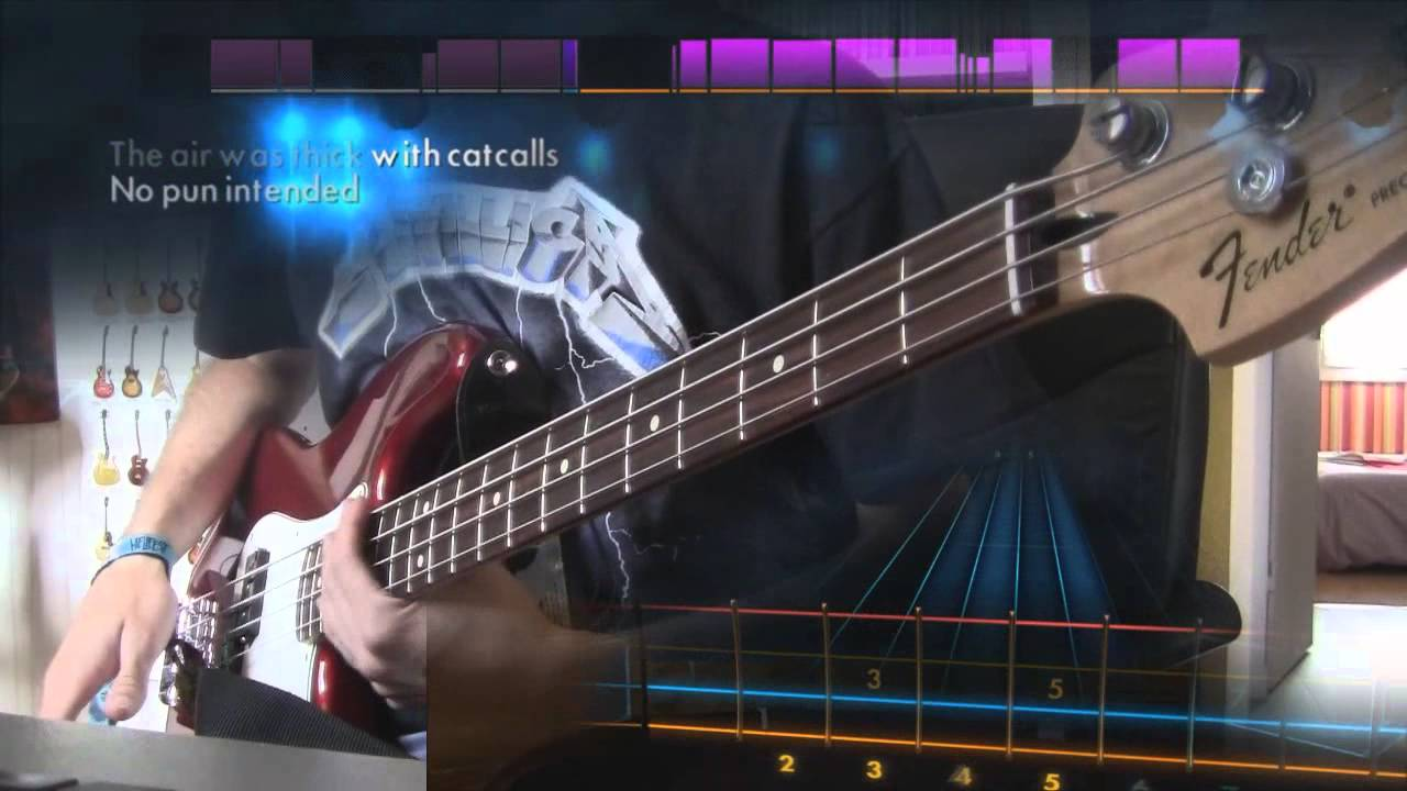 Rocksmith 2014 Primus - Tommy The Cat Dlc Bass - Youtube-1018