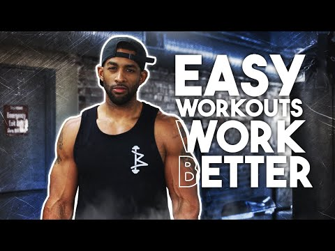 Why Easy workouts are the key to success with fitness
