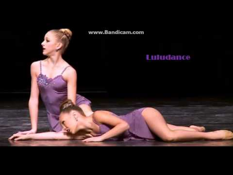 Confessions- dance moms full song!