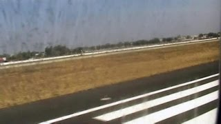Finnair Boeing 757 Engine Explosion Aborted Takeoff