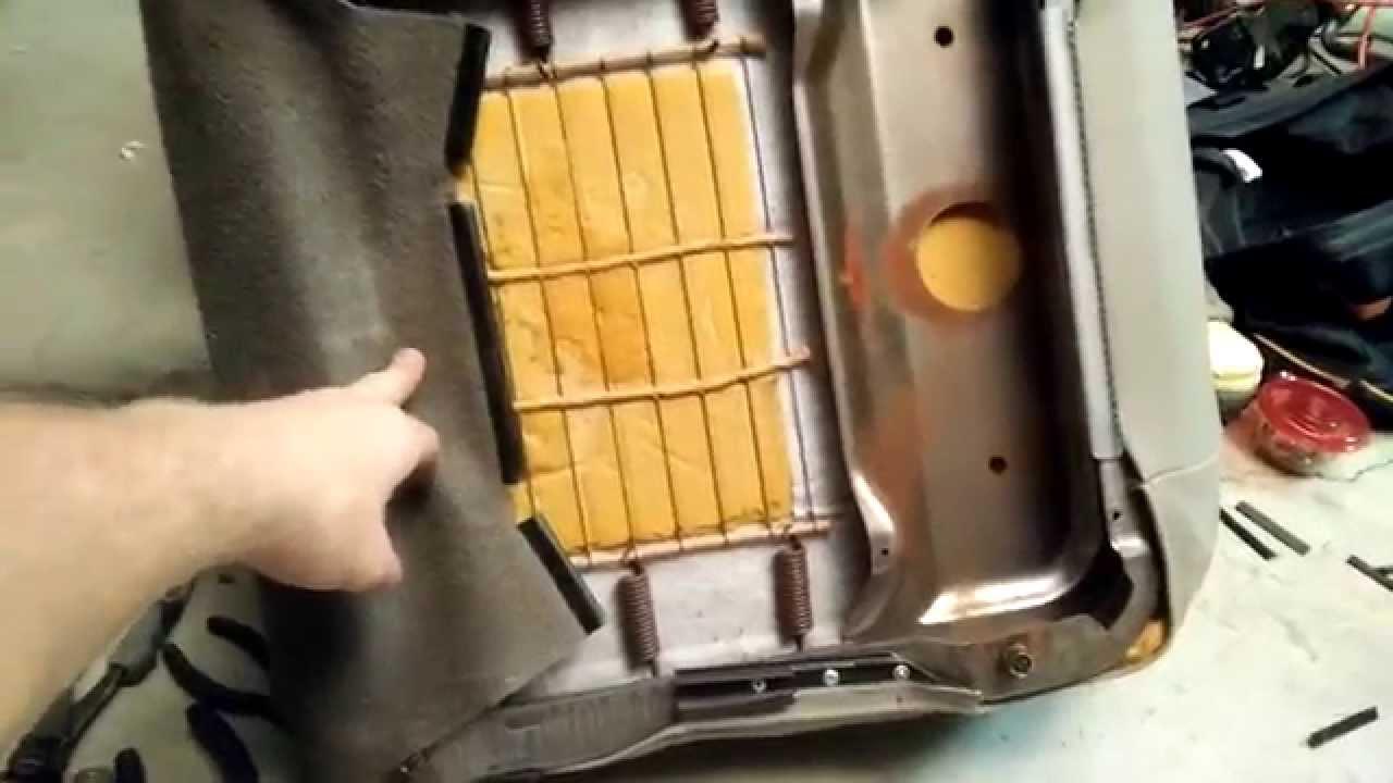 Montero Pajero Passenger Bouncy Seat Install Tips Youtube 2011 Mustang Power Wiring Diagram