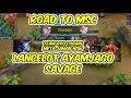 ROAD TO MSC TUTURU PAKAI BANE AYAMJAGO PAKAI LANCELOT AUTO SAVAGE mp3